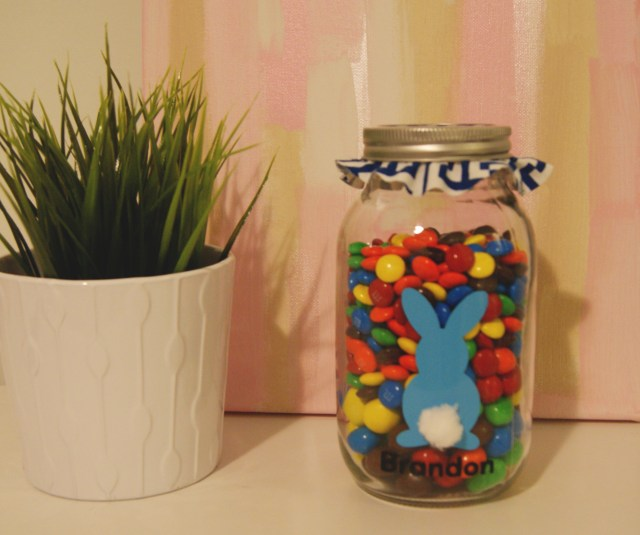 Easter Treats - Mason Jar
