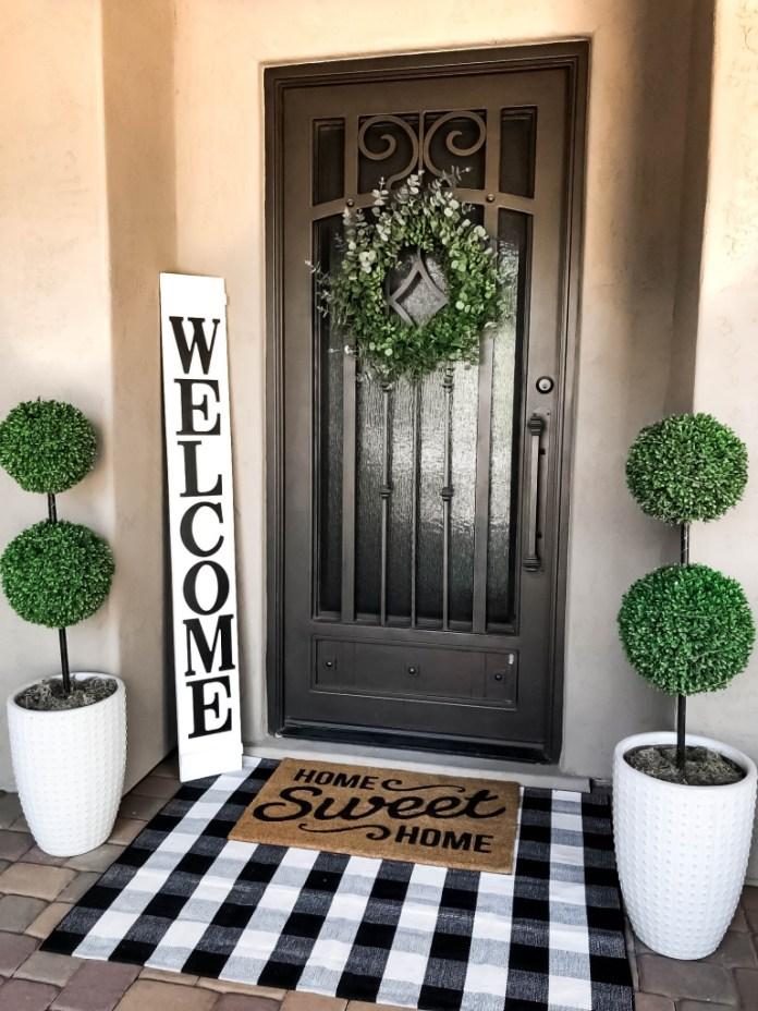 Easy Diy Porch Sign