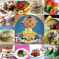 13 Fun Pancake Ideas