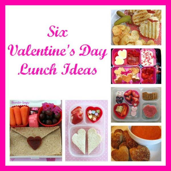 Valentine Lunches