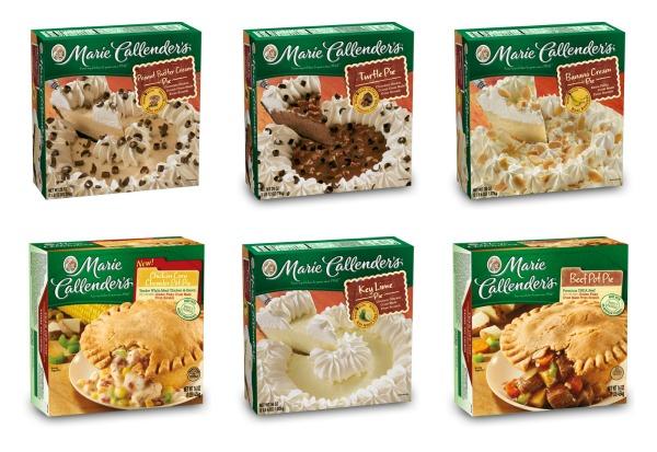 Marie Callenders Pies