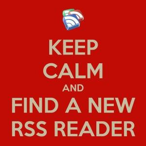 RSS Reader Sign