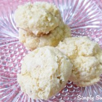 Banana Cake Mix Cookies