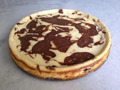 Hazlenut Cheesecake