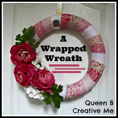 Wrapped Wreath