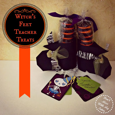 Witch Foot Treats