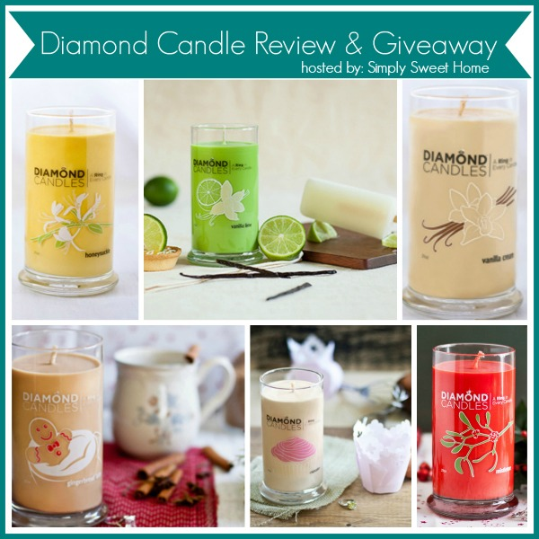 Diamond Candle Review and Giveaway