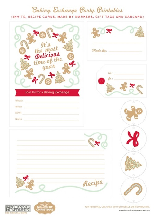 Holiday Tags 3