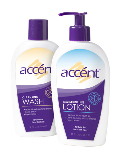 Accent Cleansing Wash