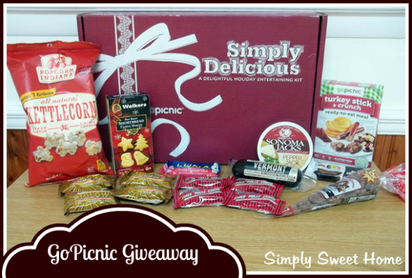 GoPicnic Giveaway