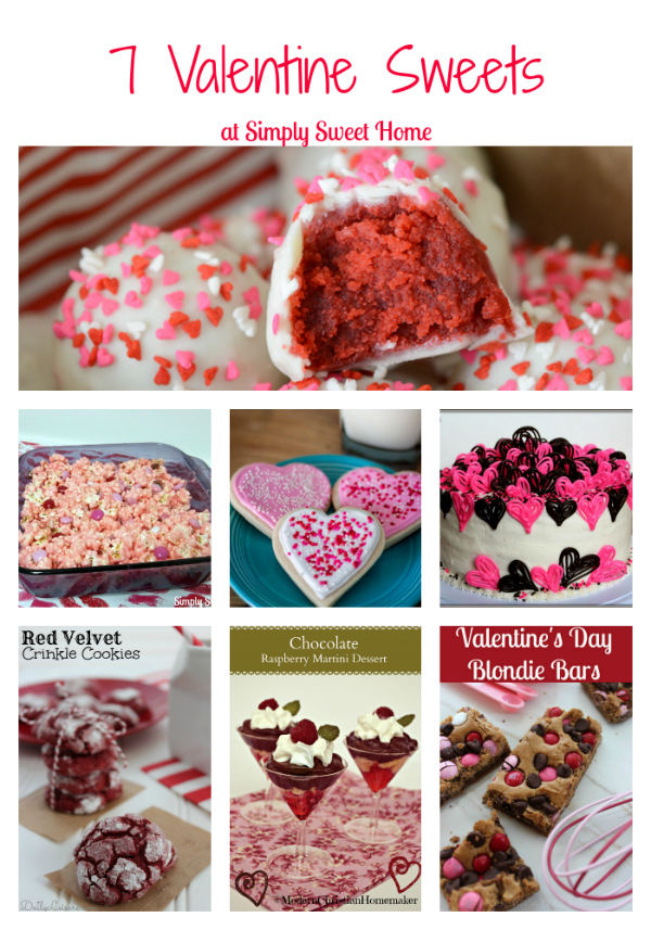 7 Valentine Sweets