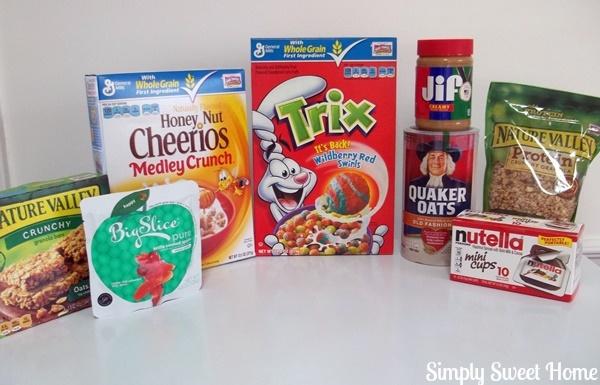 Target Breakfast Twist
