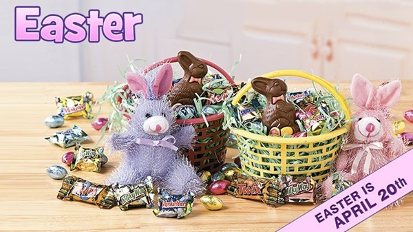 Easter at Oriental Trading