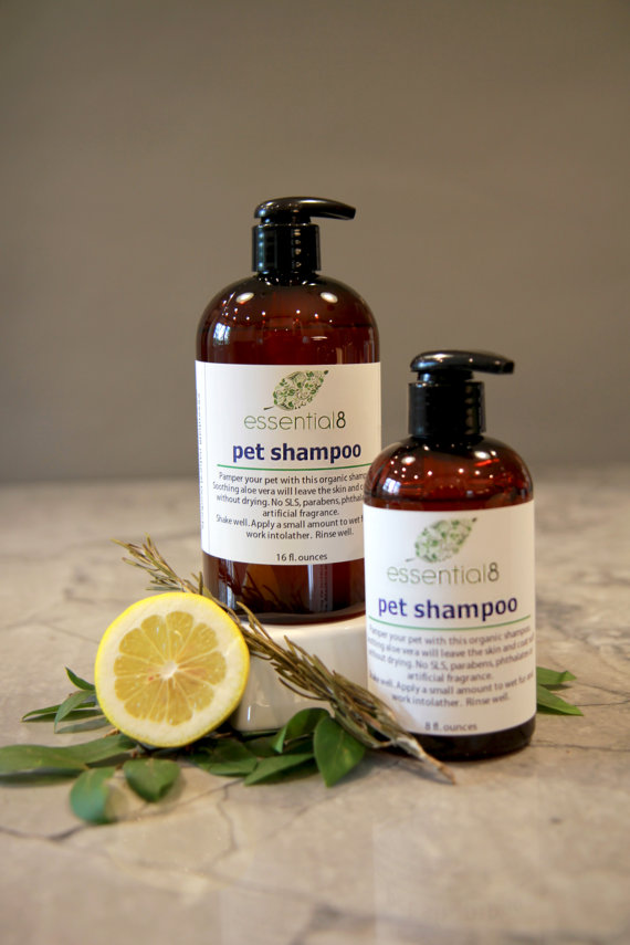 Essential 8 Pet Shampoo