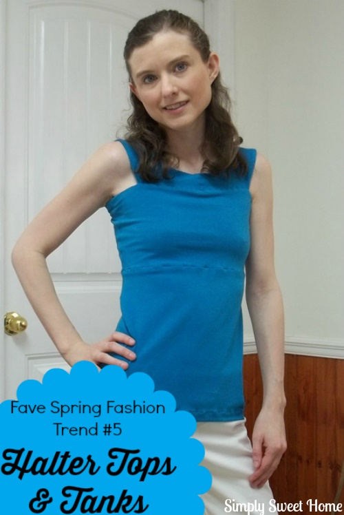 5 Favorite Spring Fashion Trends