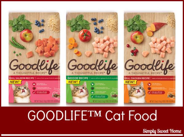 GOODLIFE Cat Food