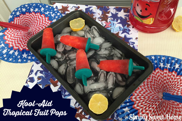 Kool-Aid Tropical Fruit Pops
