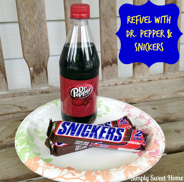 Dr Pepper Snickers
