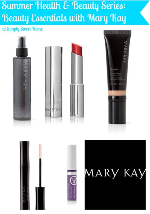 Mary Kay Beauty Essentials