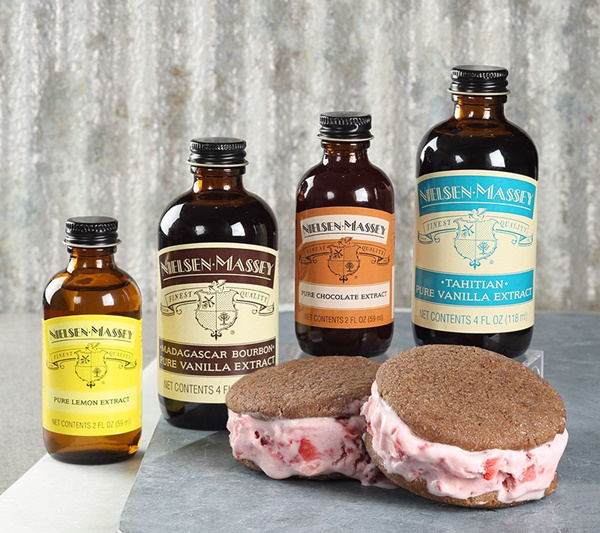 Strawberry Ice Cream Sandwiches - Products