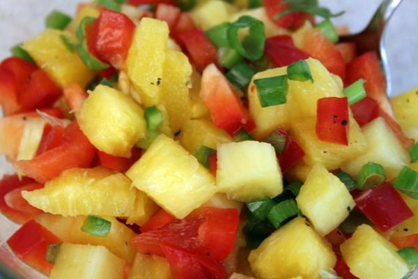 sweet n sour salsa