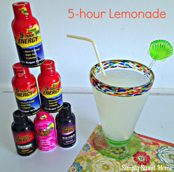5-hour Lemonade