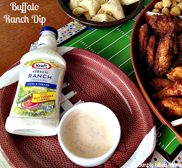 Buffalo Ranch Dip
