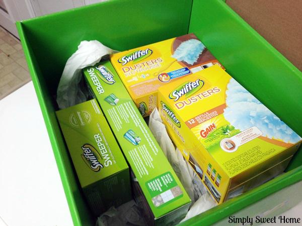 Inside Green Box