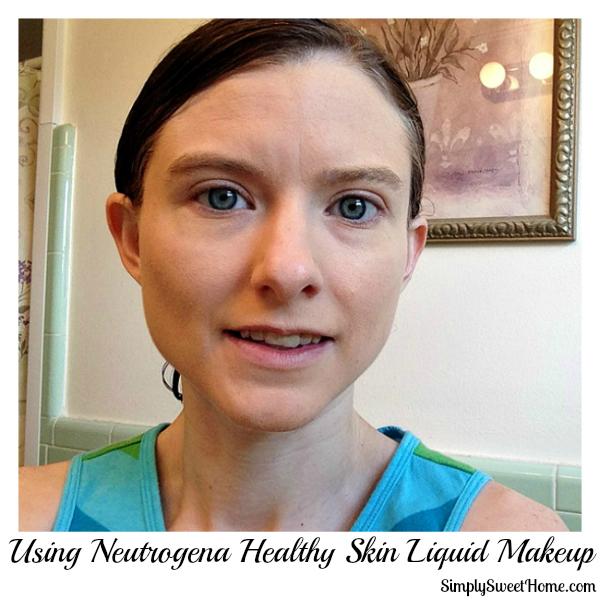 Neutrogena Liquid Makeup Only