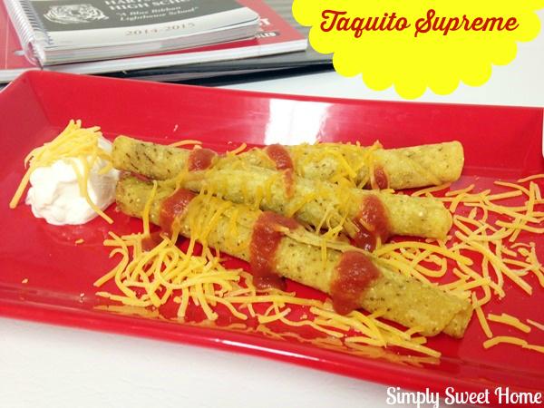 Taquitos Supreme