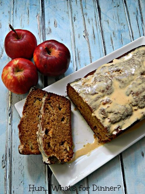 Apple Cinnamon Spice Bread