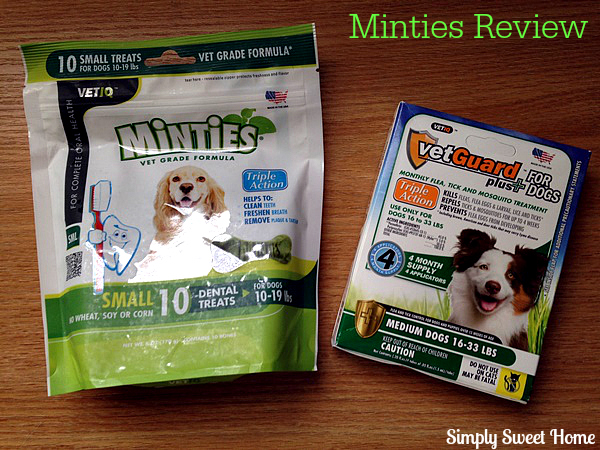 Minties Dog Treats