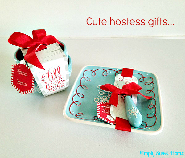 Hallmark Hostess Gifts