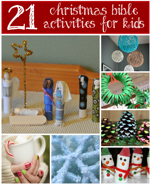 Christmas Crafts & Activities