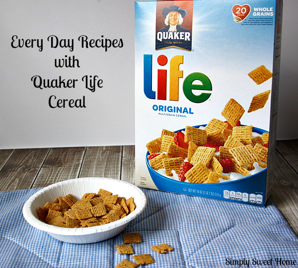 Every Day Recipes with Quaker