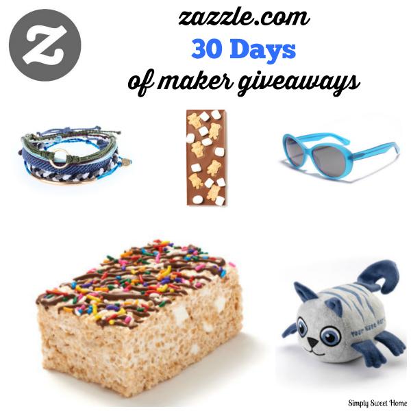 Zazzle Giveaway