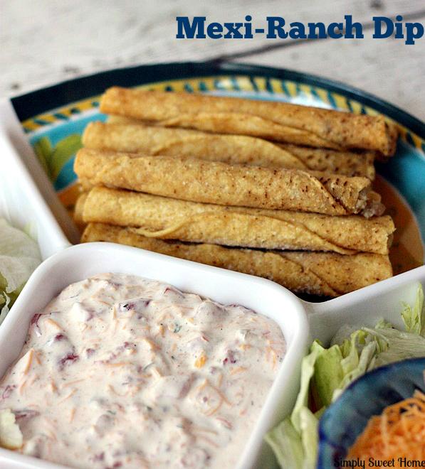 Mexi Ranch Dip