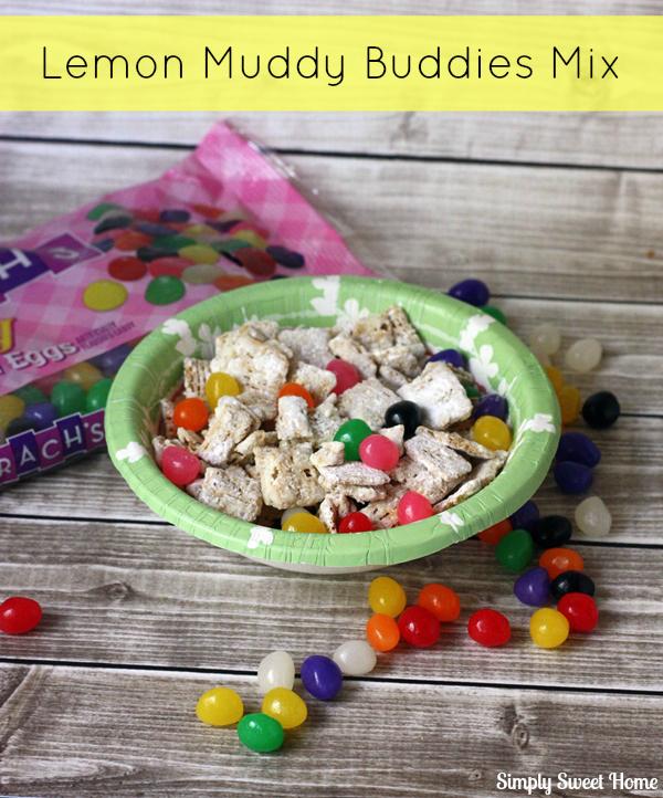 Lemon Muddy Buddie Mix