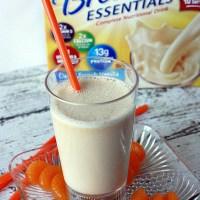 Orange Julius Smoothies with Carnation Breakfast Essentials