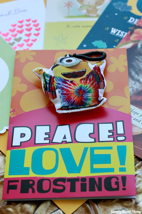Minion Card by Hallmark