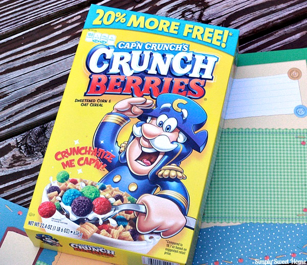 Crunch Berries