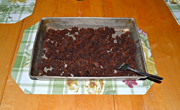brownie ice cream cake 2