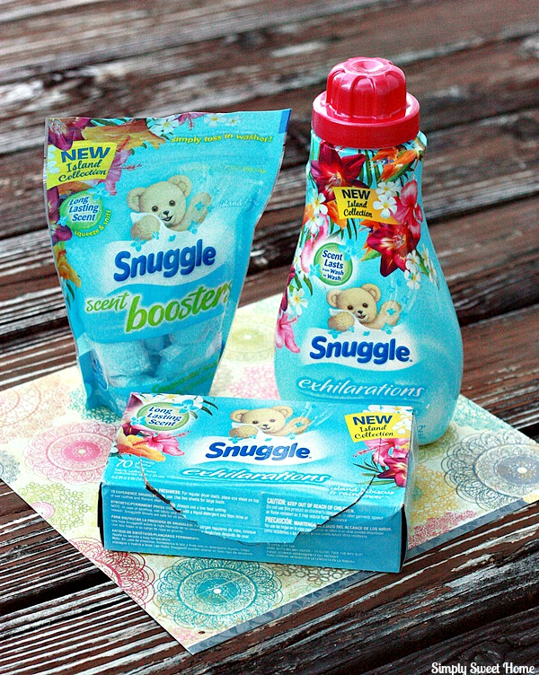 Snuggle Island Collection