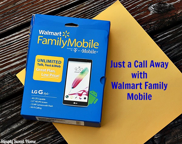 Walmart Family Mobile Phones