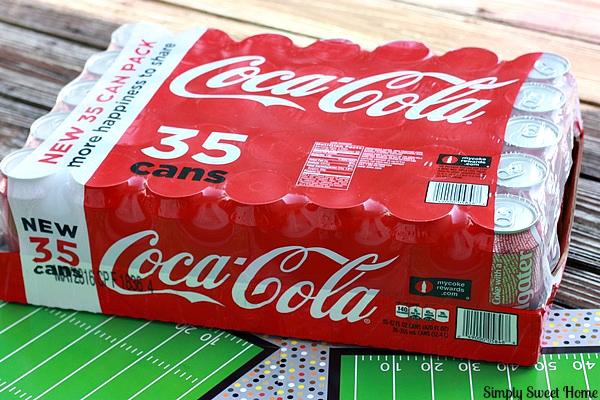 Coca-Cola 35 Pack