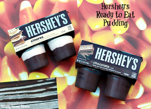 Hersheys Ready to Eat Pudding