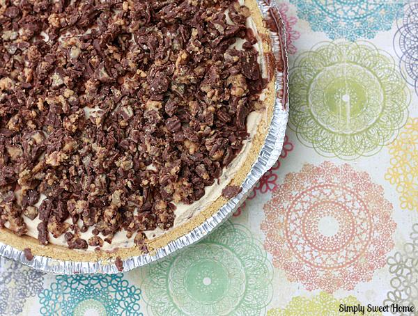 Peanut Butter Pie 1
