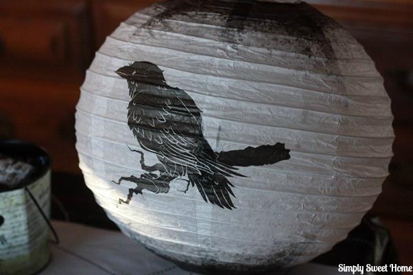 Raven Lantern