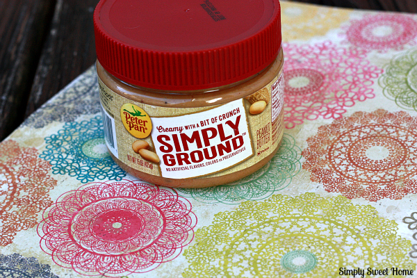 Simply Ground Peanut Butter