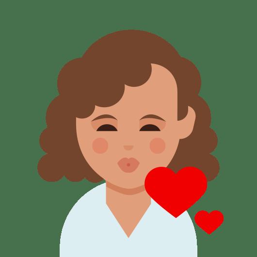 Curly Emoji